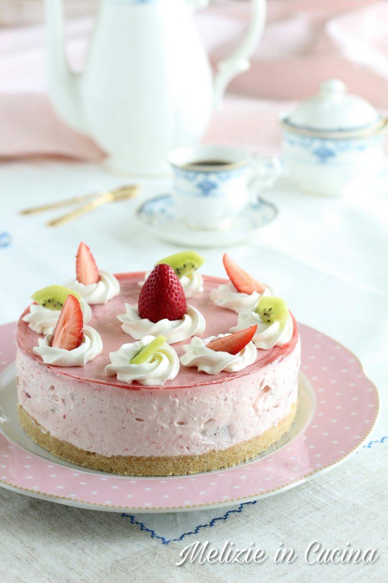 Torta Fredda Yogurt