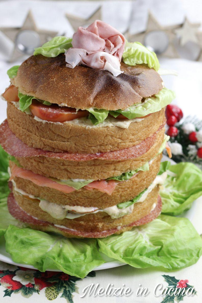 Come farcire il Panettone Gastronomico