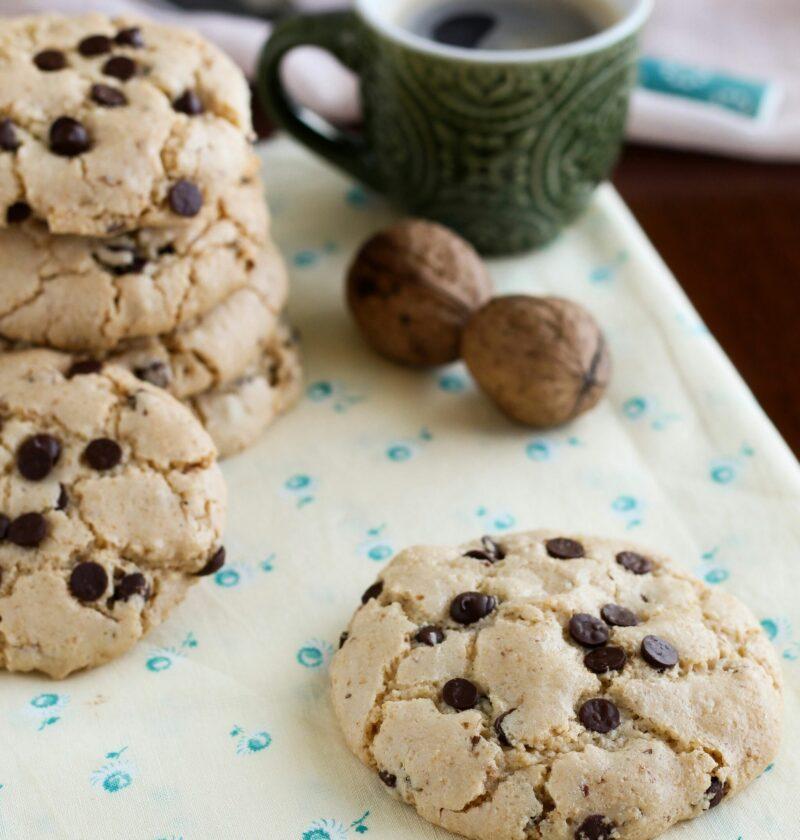 Biscotti all'olio senza glutine