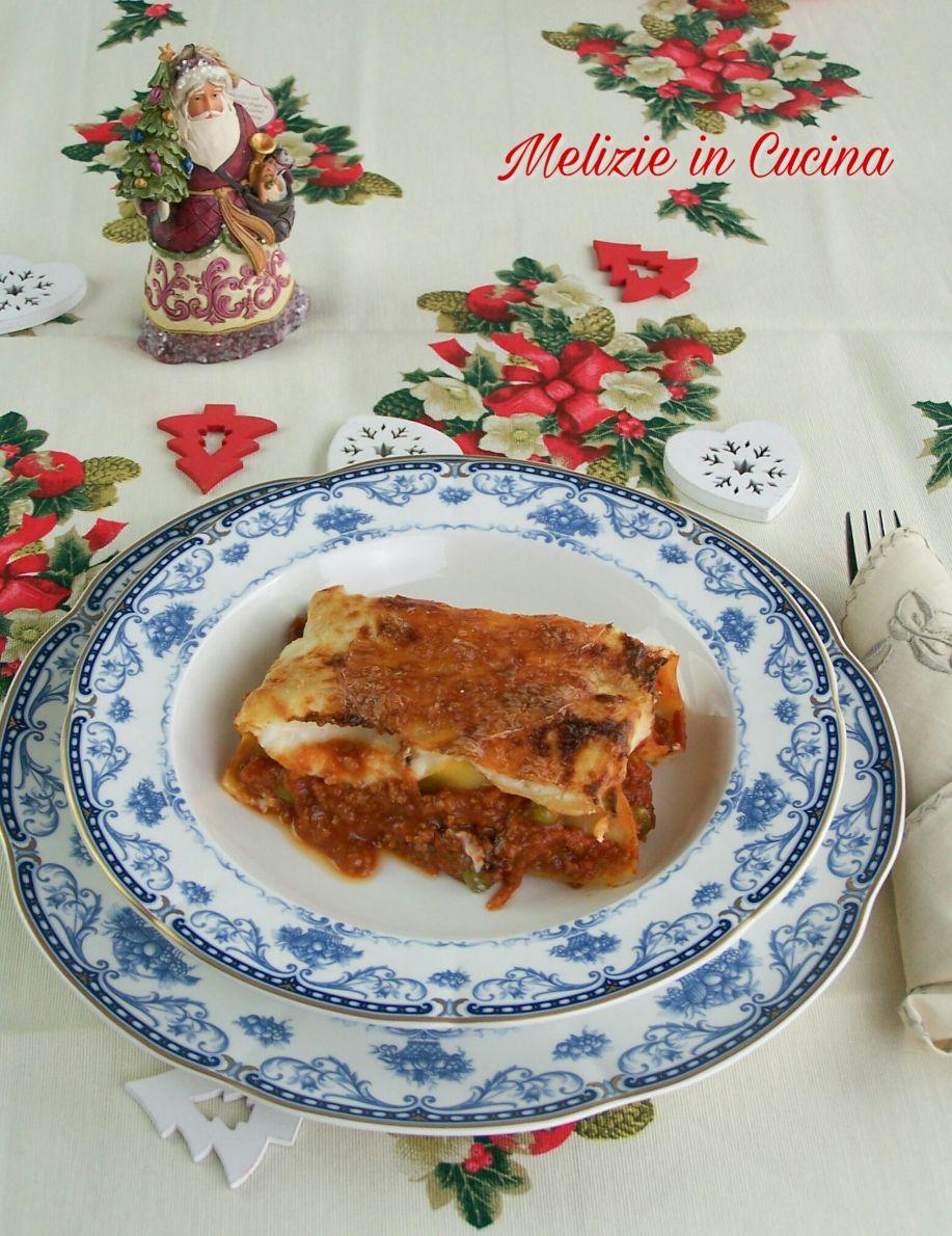 Cannelloni al Ragù - Ricetta Semplice
