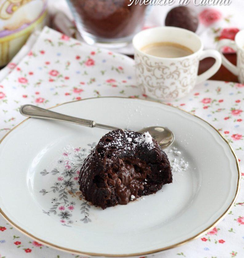 Tortino al Cioccolato 5 minuti