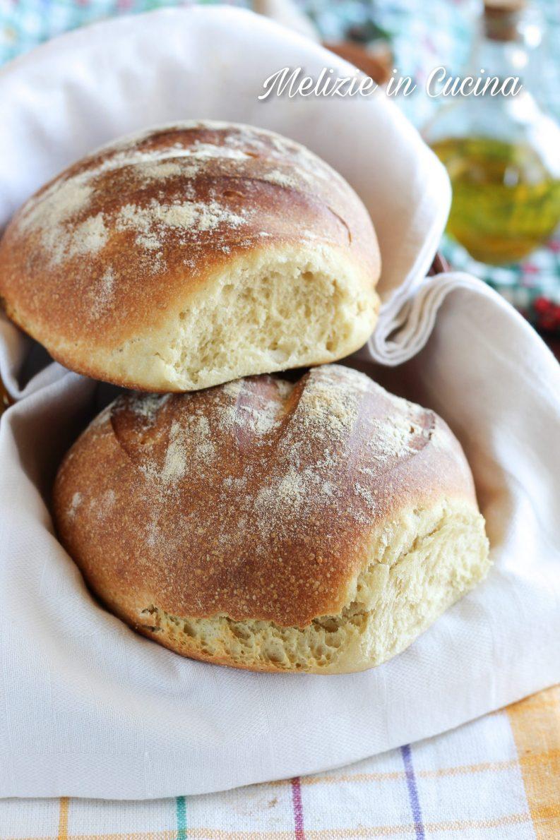 Pane fatto in casa a lunga conservazione