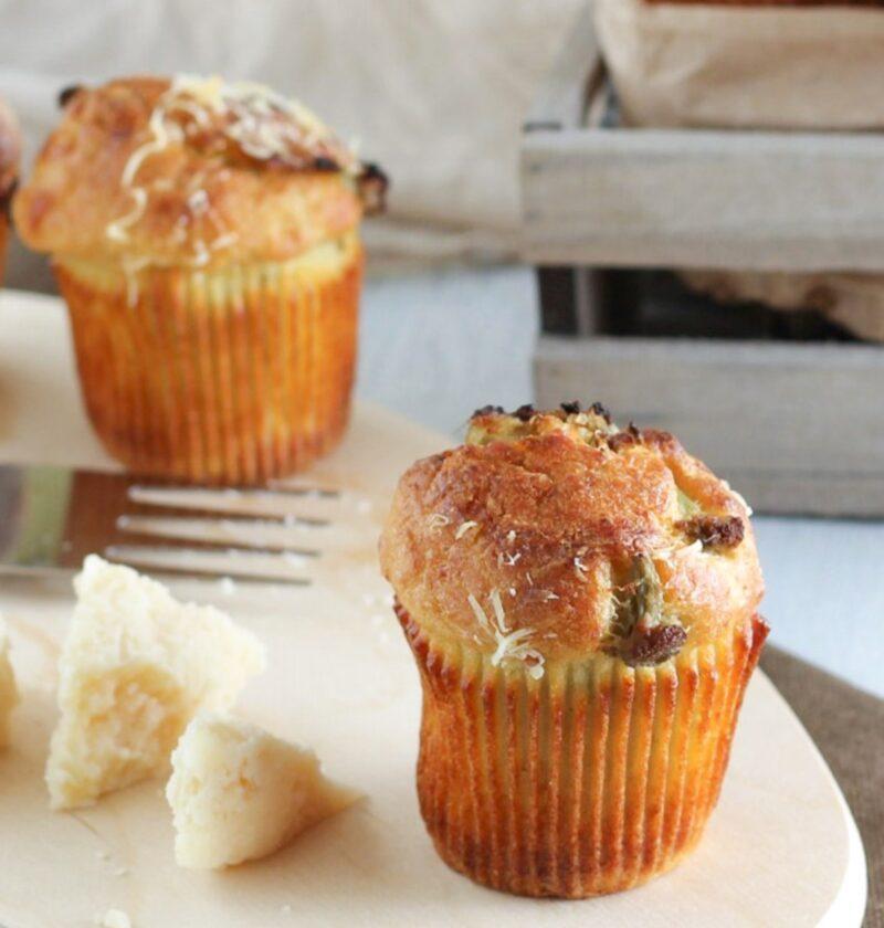 Muffin Salati con cavolfiori