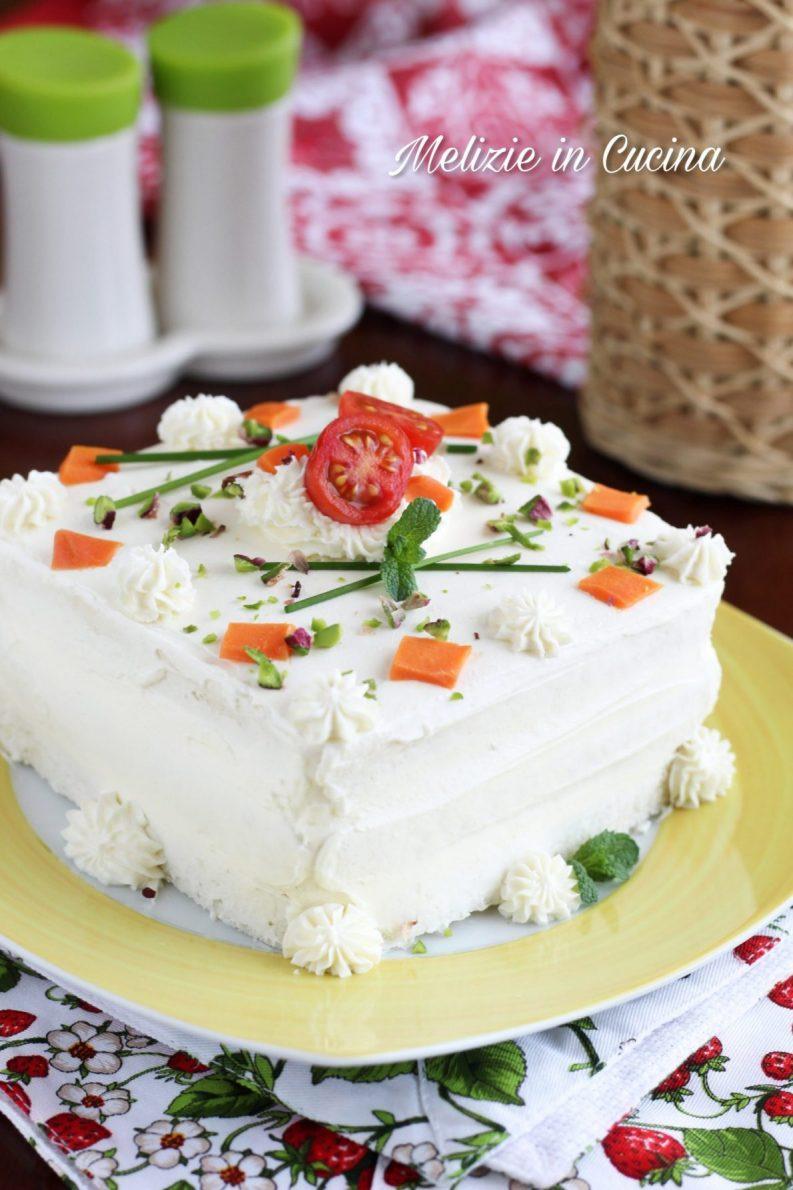 torta tramezzino pronta in 30 minuti