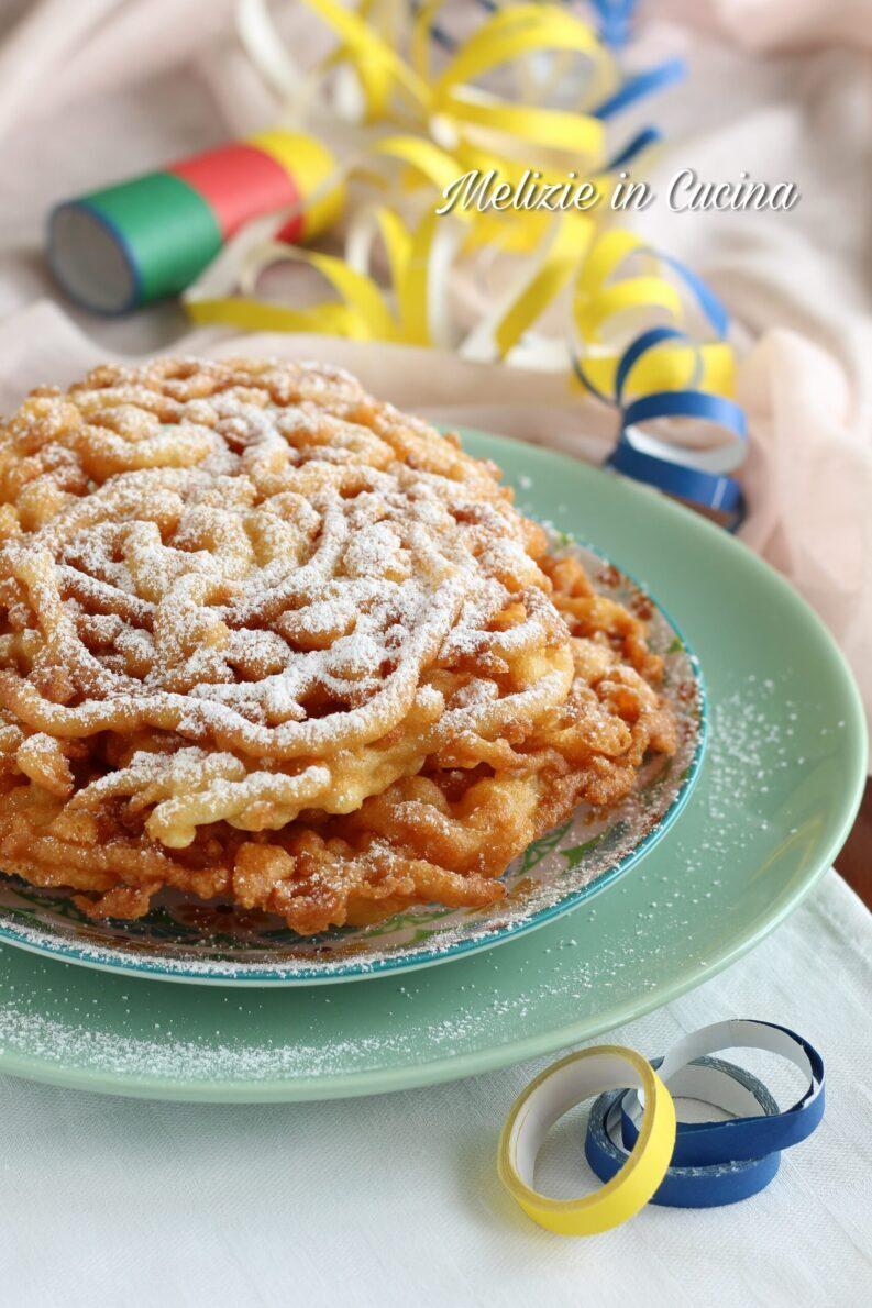 Frittelle di pastella croccanti