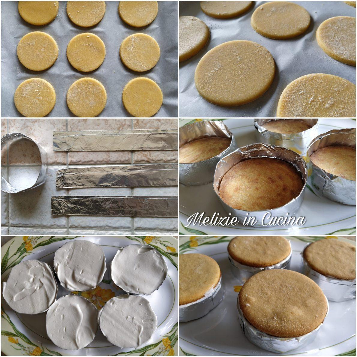 Biscogelato on biscotti al miele