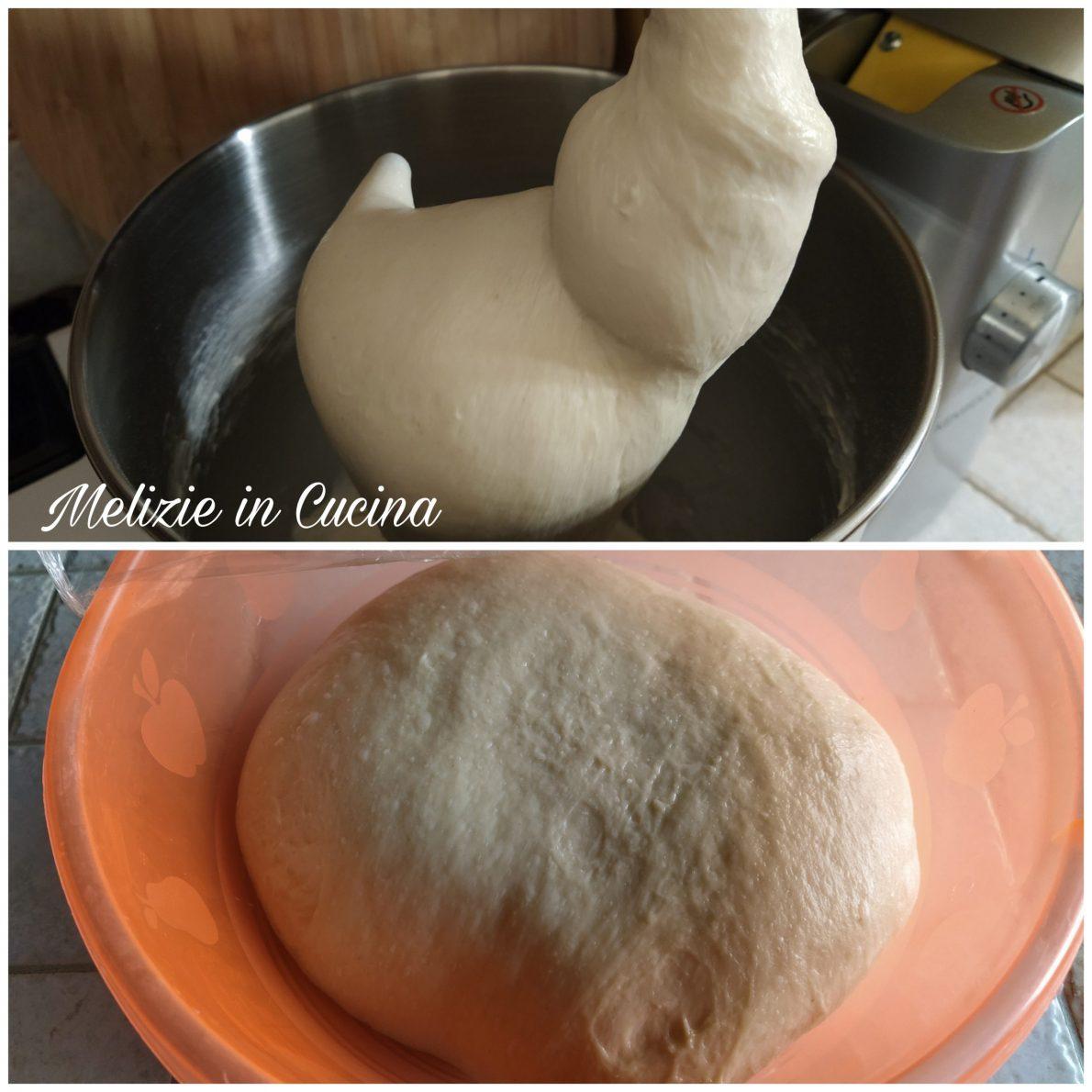 Pan brioche girella alla crema